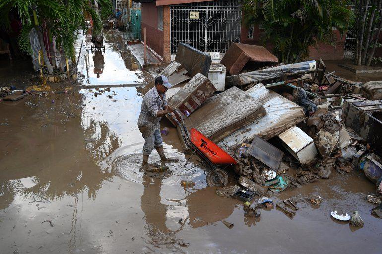 Consejo Consultivo sorprendido por informe de Cepal sobe daños de Iota y Eta