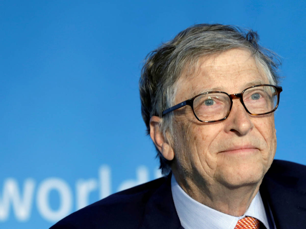 Bill Gates asegura que el 2021 será un año con mejores momentos