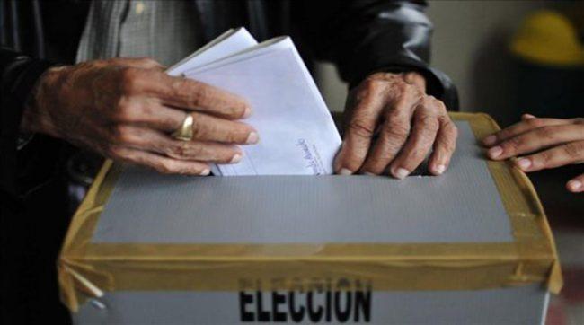Democracia sin Fronteras: Positivo que CNE inscriba a 14 corrientes