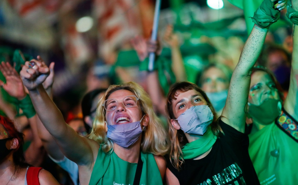 Aborto legal: recta final de Argentina
