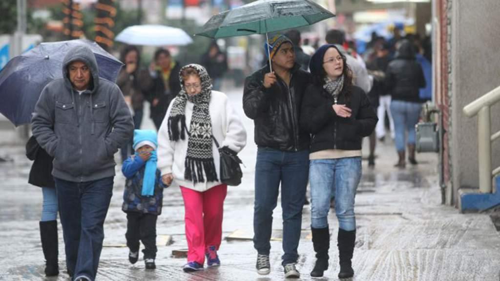 Hoy descenderán las temperaturas en el país