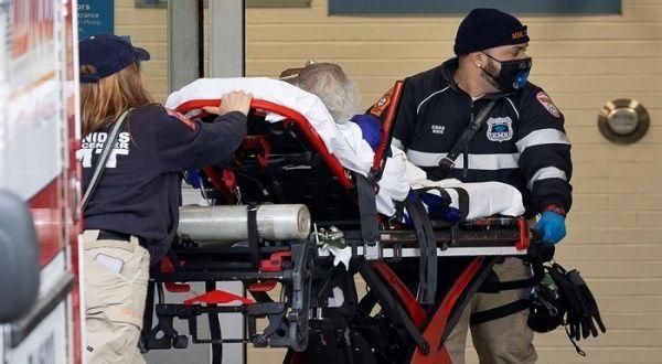 Aumenta la crisis sanitaria por Covid-19 en EE.UU.