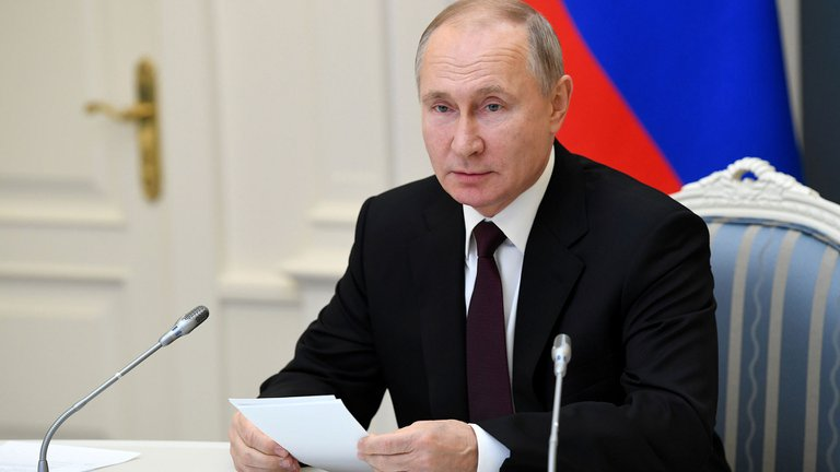 Vladimir Putin firmó la ley que le da inmunidad casi total de por vida