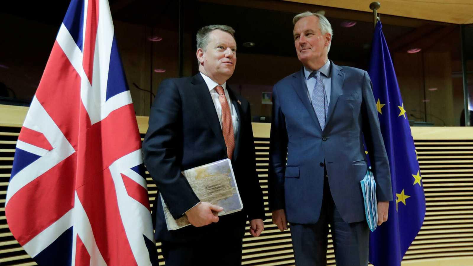 Reino Unido y la Union Europea cerca de acuerdo comercial posbrexit
