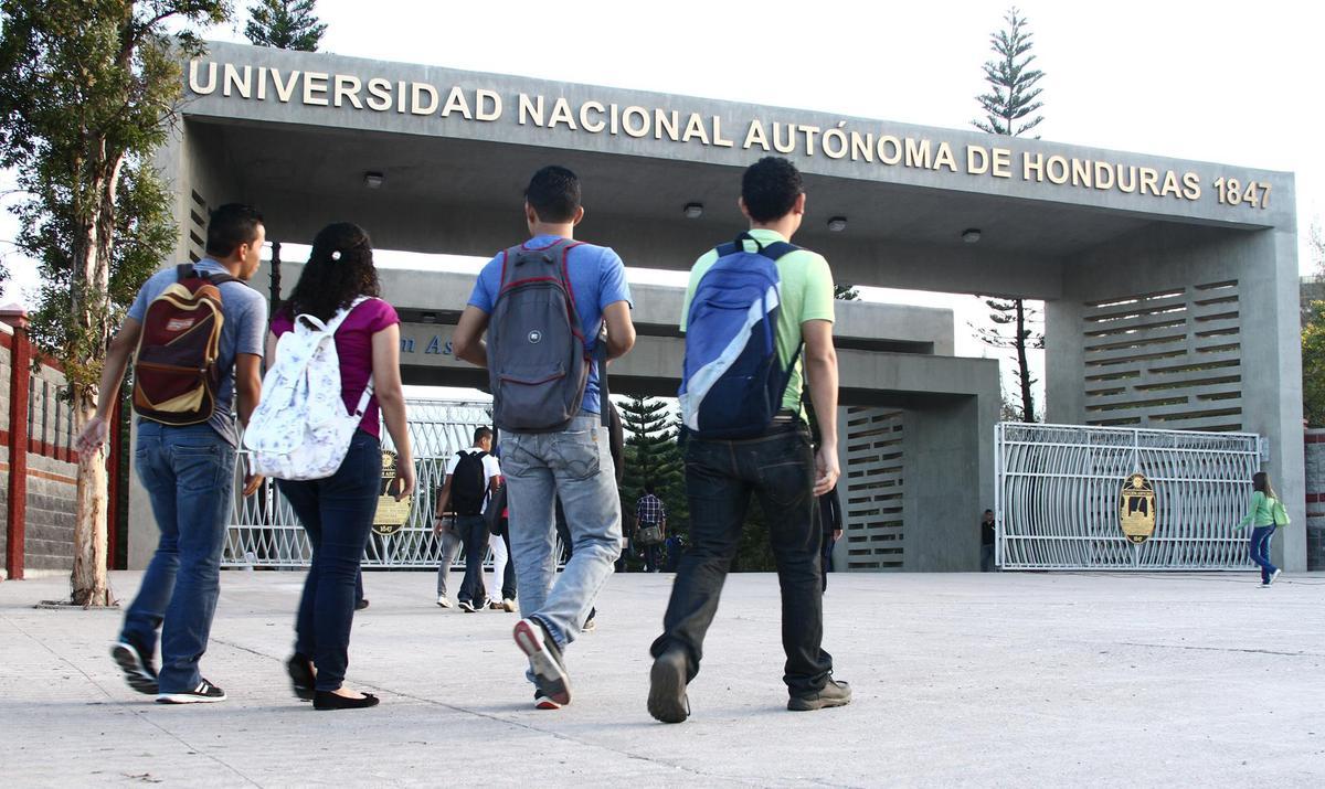 UNAH analiza la posibilidad de volver a clases semipresenciales este primer periodo 2021