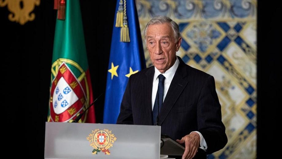 El presidente de Portugal da positivo por coronavirus