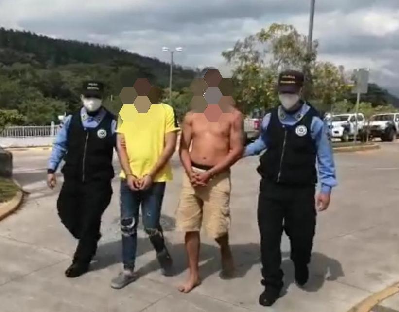 Arrestados un expolicía y un exmilitar por el asesinato de un funcionario policial