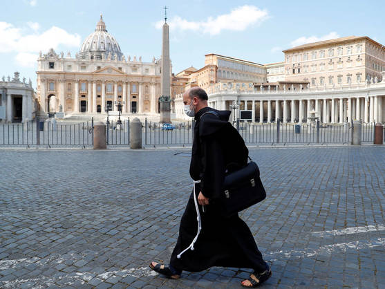 Apagón en el Vaticano es un fake news