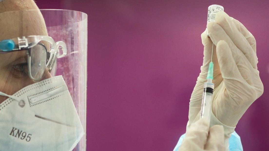 La vacuna contra el covid-19 de Pfizer se convierte en la primera del mundo en recibir la autorización de uso de emergencia de la OMS