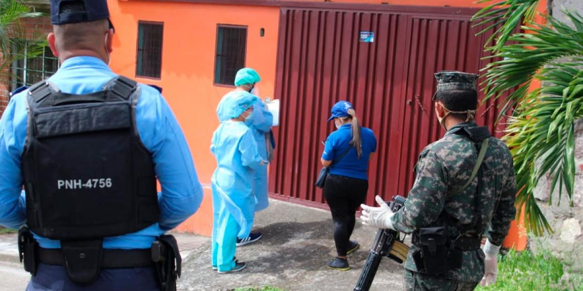 En Tegucigalpa: Brigadas evalúan a 30,000 personas este año