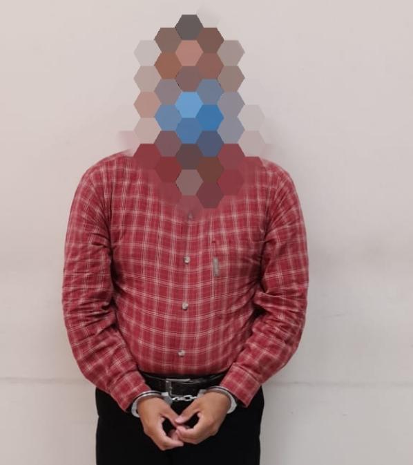 Capturan a un albañil, sospechoso de la violación de una menor de edad