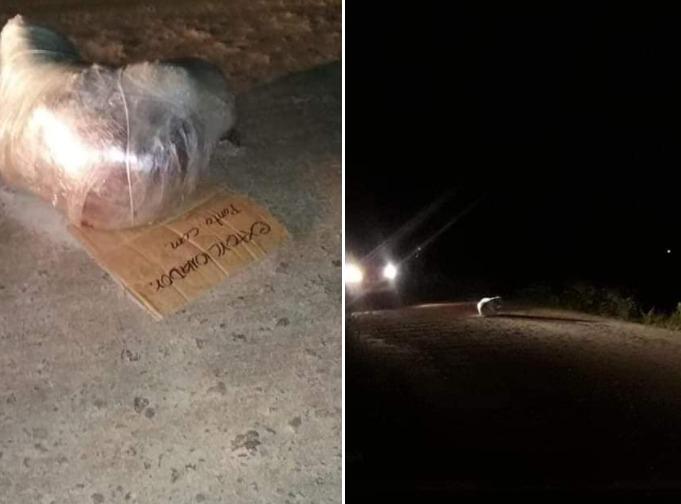 ¡Suman y siguen!  Encuentran otro cadáver  «empaquetado» en  Santa Bárbara