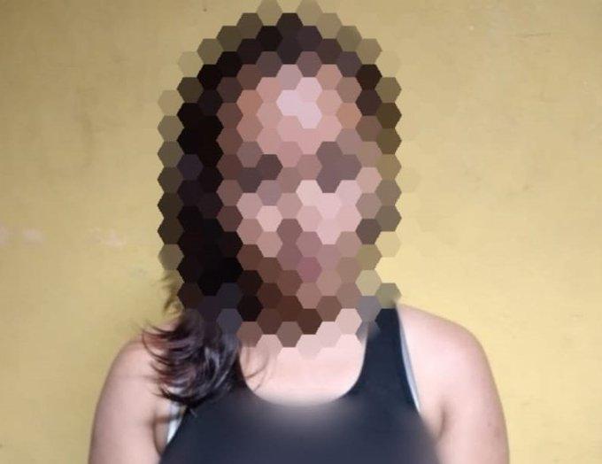 Mujer detenida por inducir a menor de edad a dejar su hogar