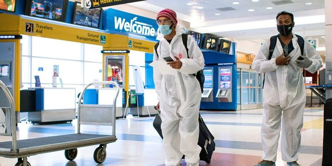 EU exigirá pruebas negativas de Covid-19 a viajeros internacionales
