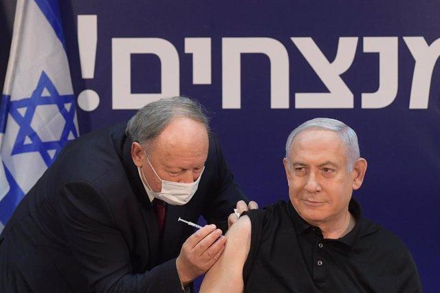 Israel lidera las vacunaciones contra la COVID-19 a nivel mundial