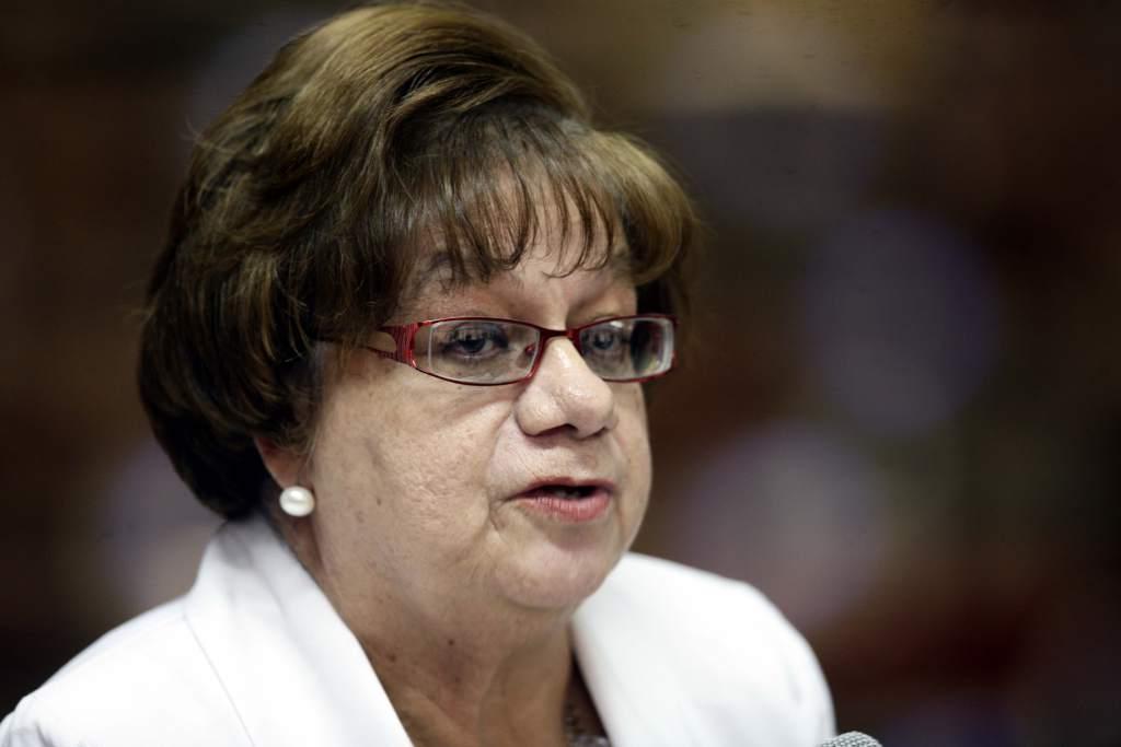 Doris Gutiérrez : «Esta claro que las mesas electorales serán controladas por los tres partidos mayoritarios»