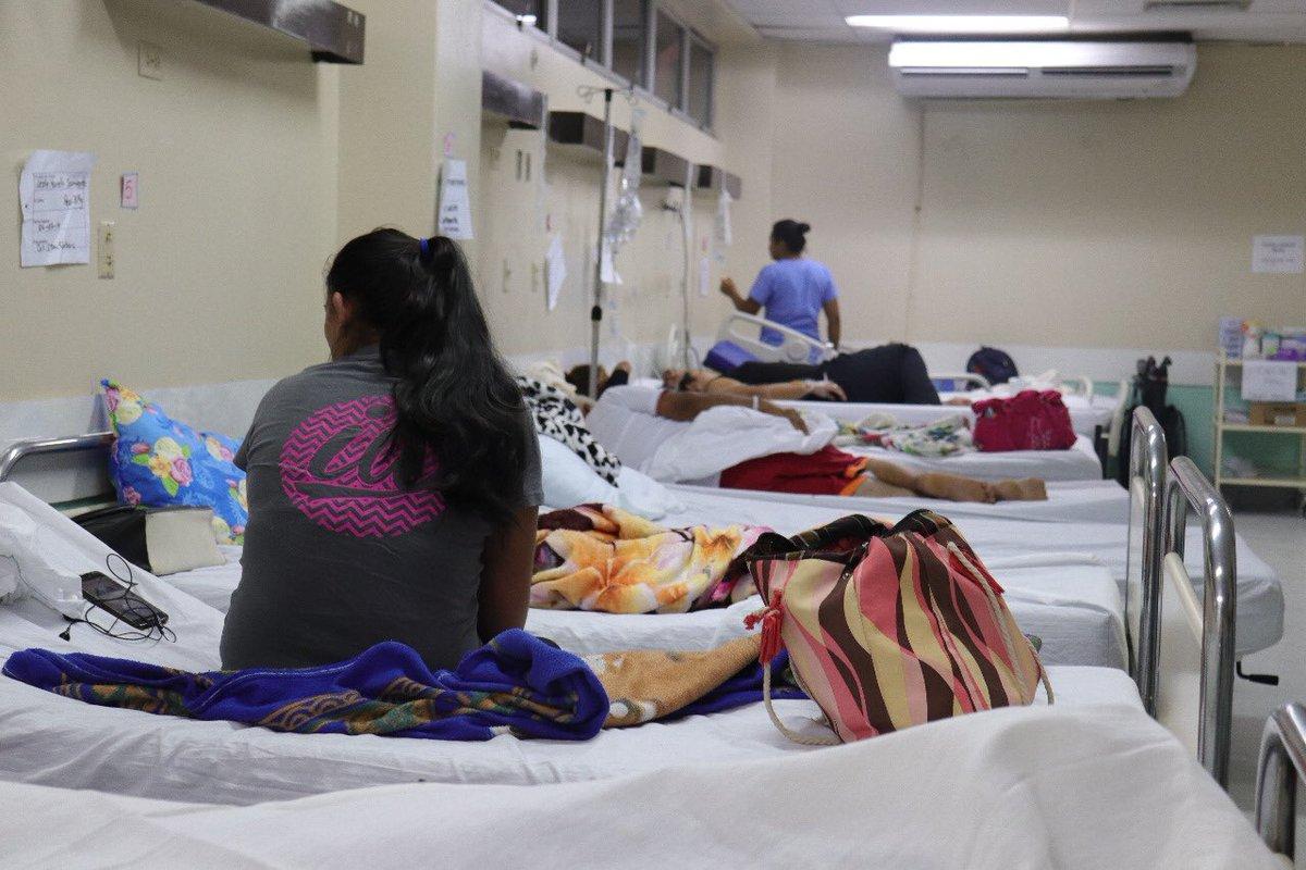 Secretaría de Salud: 51%, ocupación hospitalaria por COVID-19 en el país