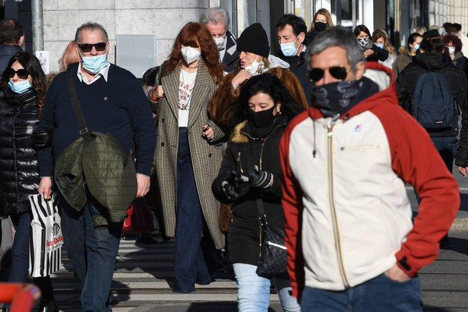 Italia extenderá sus medidas restrictivas por la pandemia de coronavirus hasta el 5 de marzo