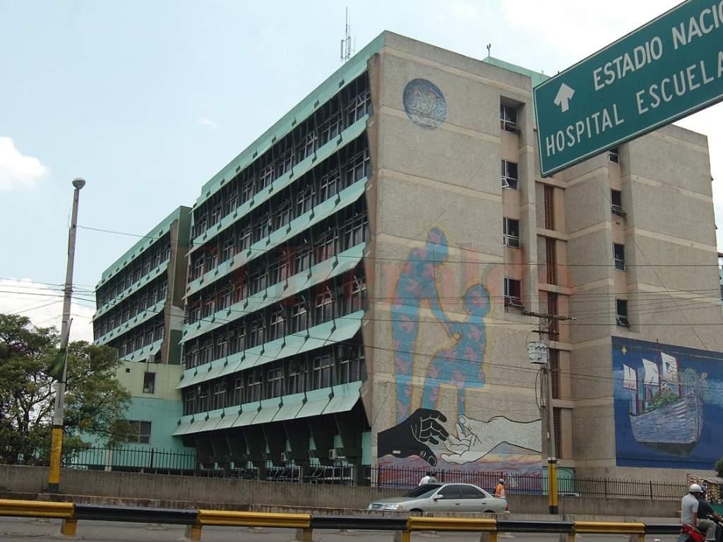 Hospital Escuela reporta la muerte  de un paciente  bajo  sospecha de COVID-19