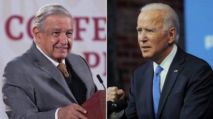 Presidentes de Estados Unidos y México acordaron frenar migración irregular