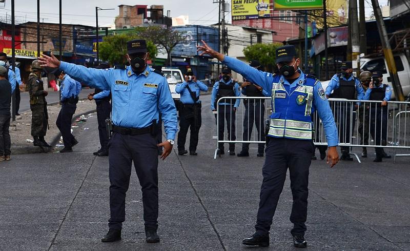 Autoridades anuncian toque de queda a partir de las 9:00pm de este lunes