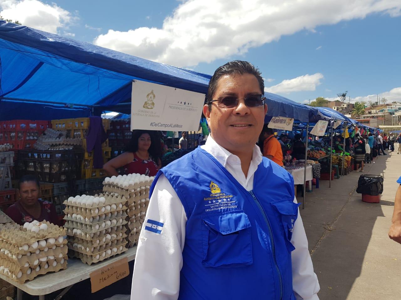 Mario Castejón: Estabilización de precios continua vigente hasta el 17 de enero