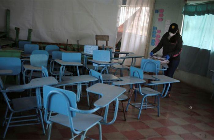 Armando Euceda:  «Se debe identificar a los niños que desertaron el sistema educativo en 2020»
