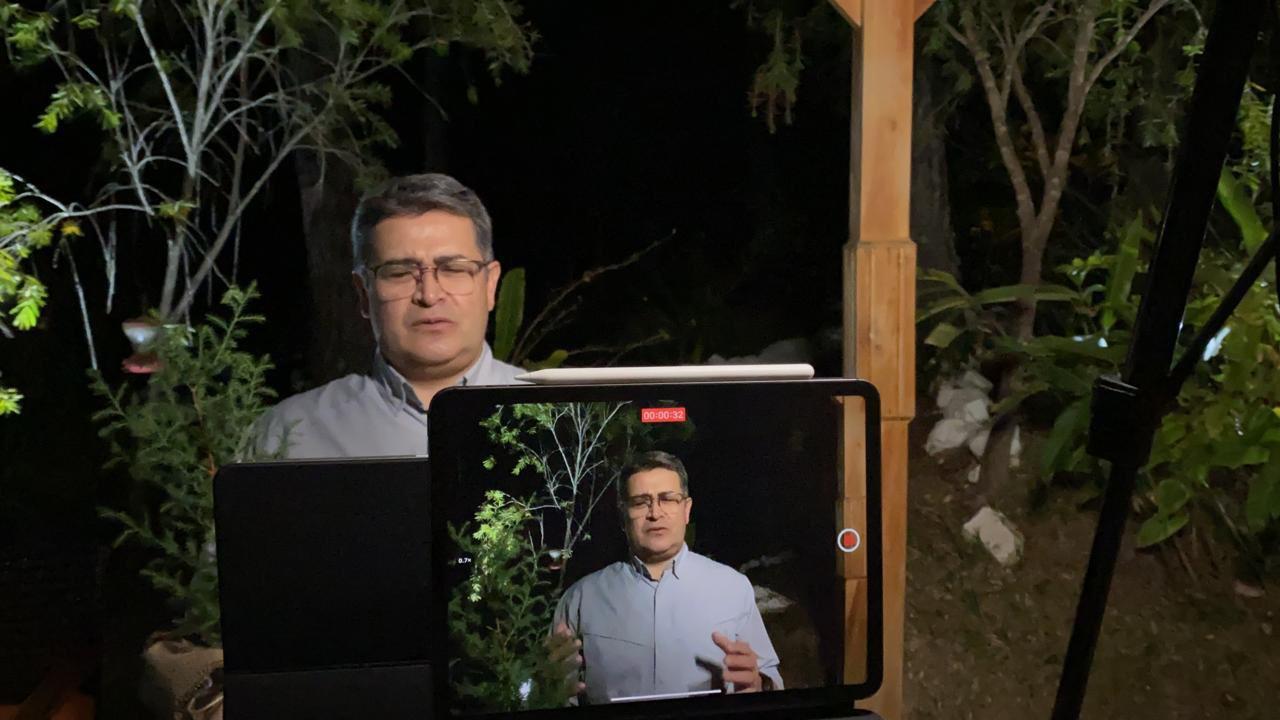 Presidente Hernández llama a comenzar el 2021 con esperanza y trabajar unidos en la reconstrucción