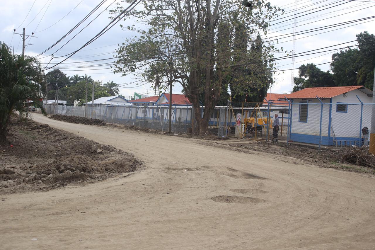Presidente Hernánde: El 60 % de la colonia Sitraterco ya puede ser habitado gracias a Operación «No Están Solos»