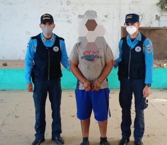 Capturan en El Progreso a supuesto miembro de la MS-13 por el asesinato de un colombiano