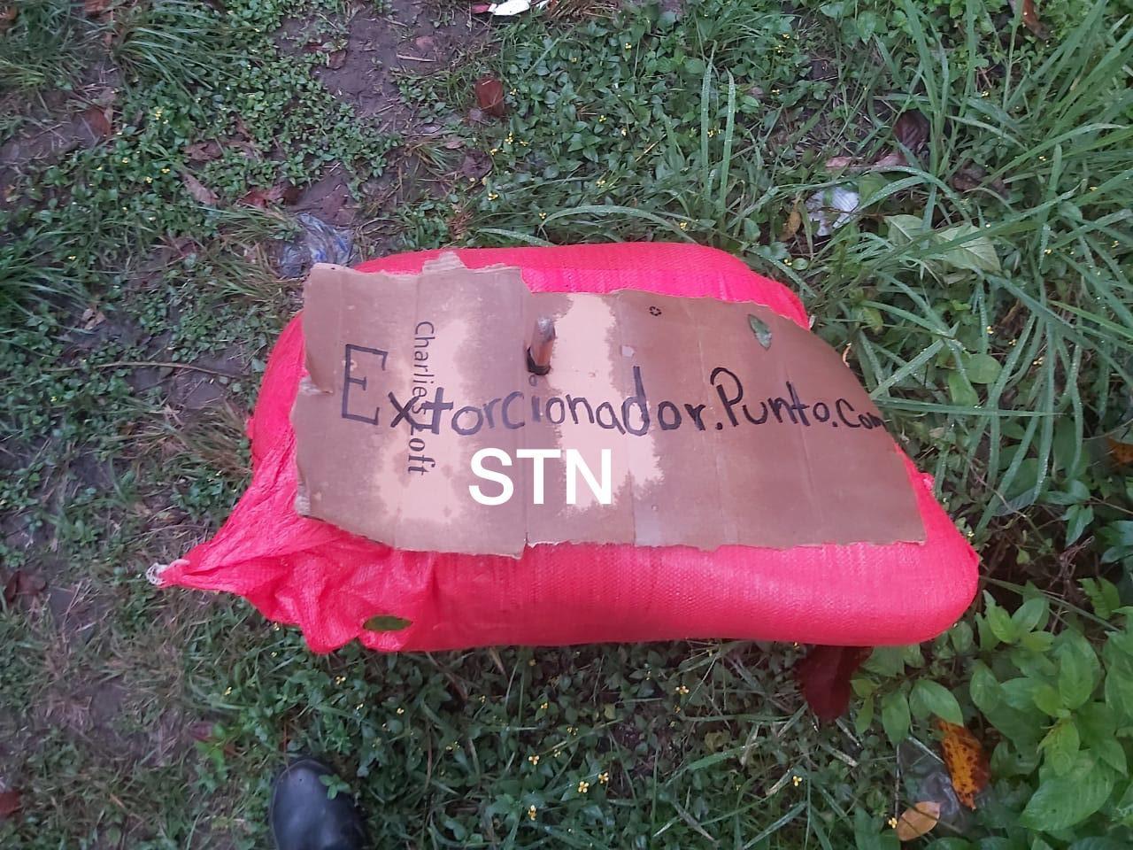 Encuentran supuesto «extorsionador» dentro de un saco en El Hatillo de la capital