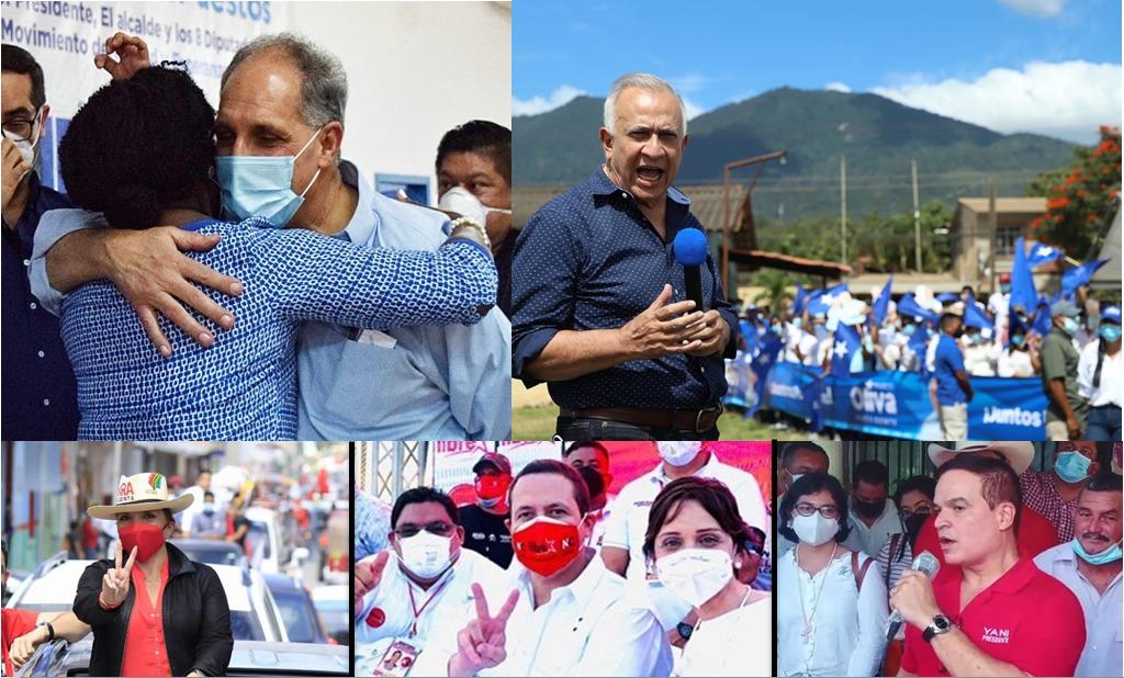 En medio de la pandemia arranca la «euforia política» en diferentes partes del territorio nacional