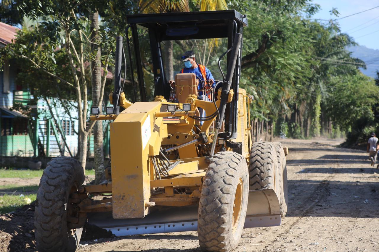 Operación No Están Solos culmina limpieza en dos comunidades de El Progreso