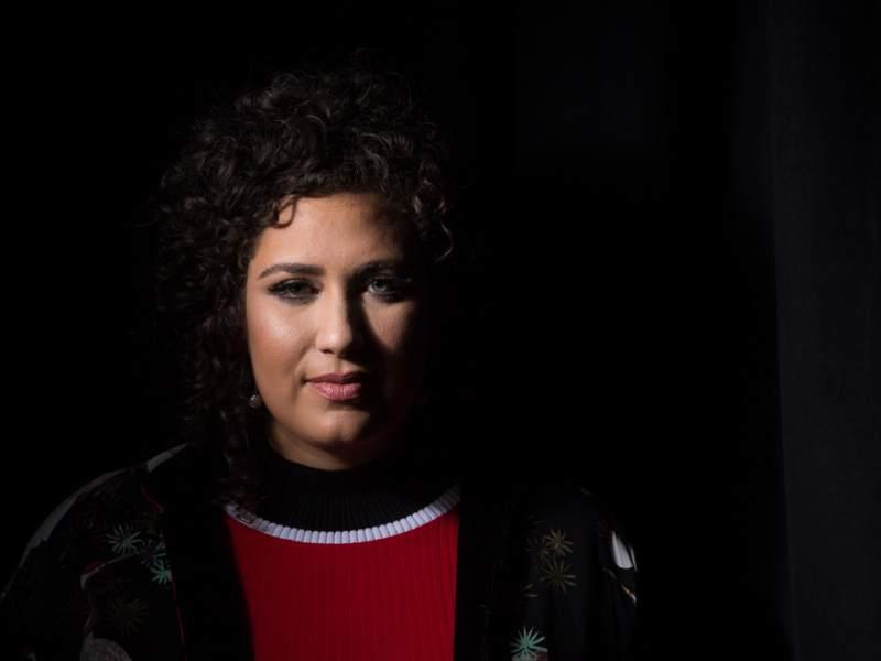 La directora Hondureña de Cine, Laura Bermúdez