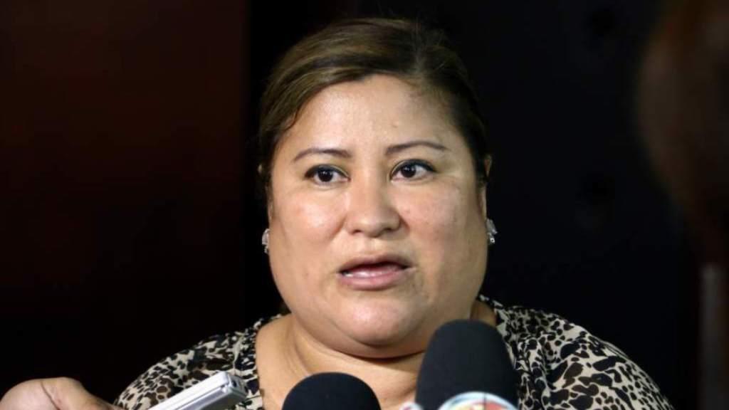 Diputada Welsy Vásquez: «El CN es quien debe determinar si Oscar Rivera continúa o no en el RNP»