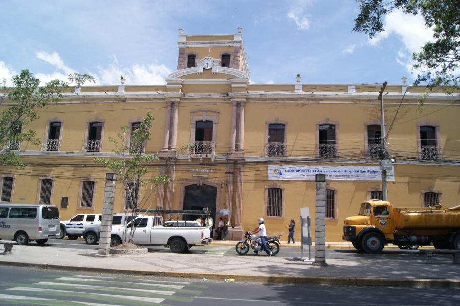 Hospital San Felipe abrirá su sala UCI