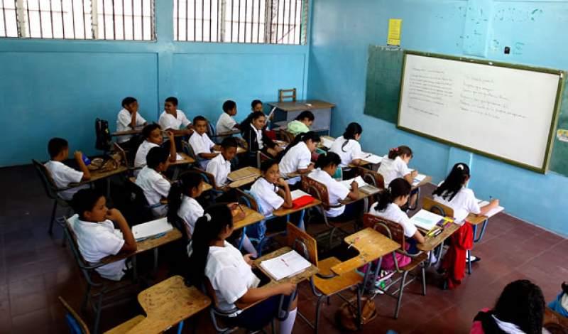 Más de 50 centros educativos públicos iniciarían clases semipresenciales en prueba pilotaje