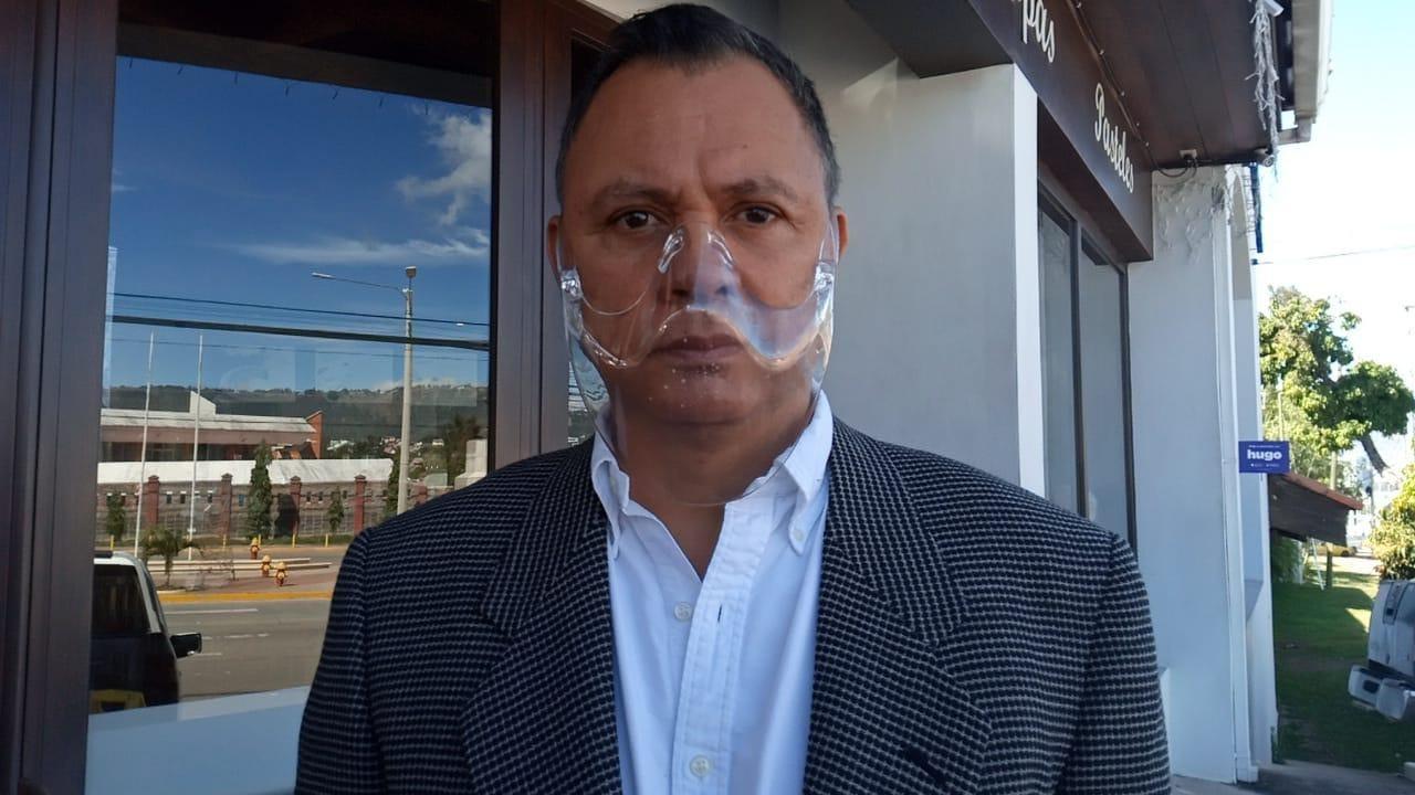 Tony García: «En LIBRE aplaudimos la decisión de Oscar Rivera al dejar su puesto en el RNP  para ser investigado»