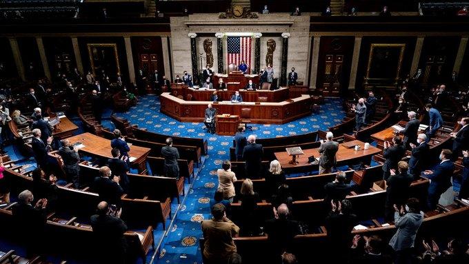 Casi 100 congresistas demócratas apoyan la destitución de Trump vía impeachment