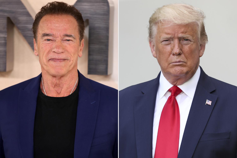 Arnold Schwarzenegger asevera que Donald Trump será recordado como el peor de la historia