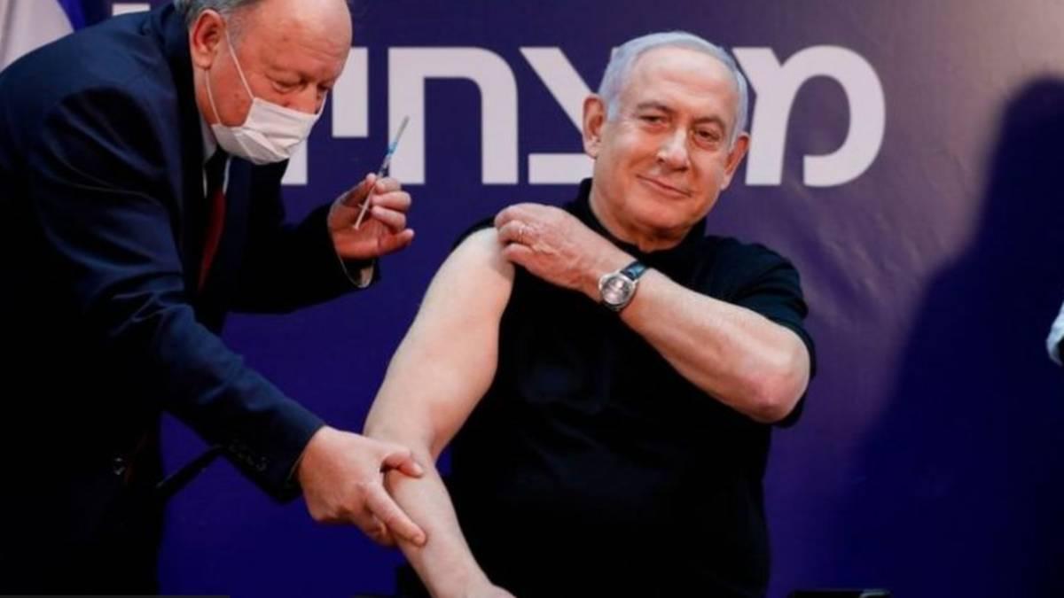 ¿Cuál es la estrategia de vacunación en Israel?