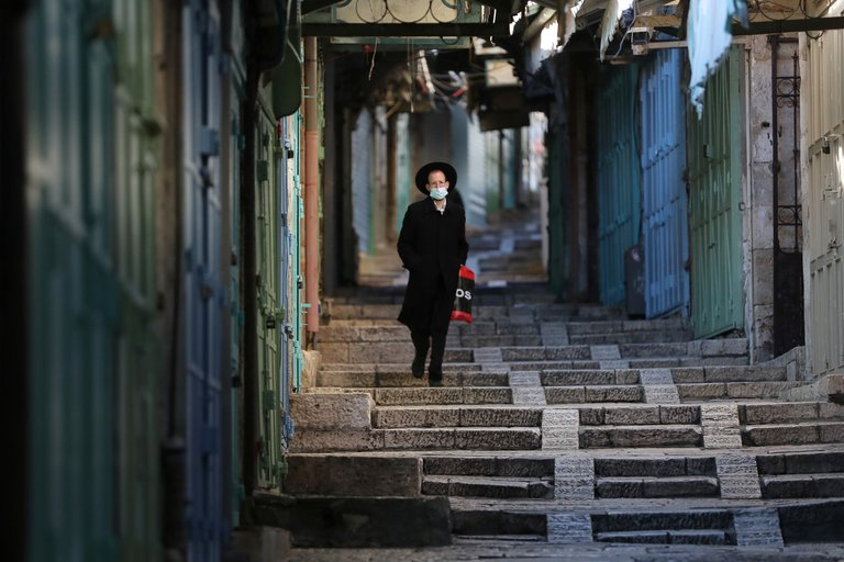 Israel decretó un nuevo confinamiento de 14 días ante el aumento de casos