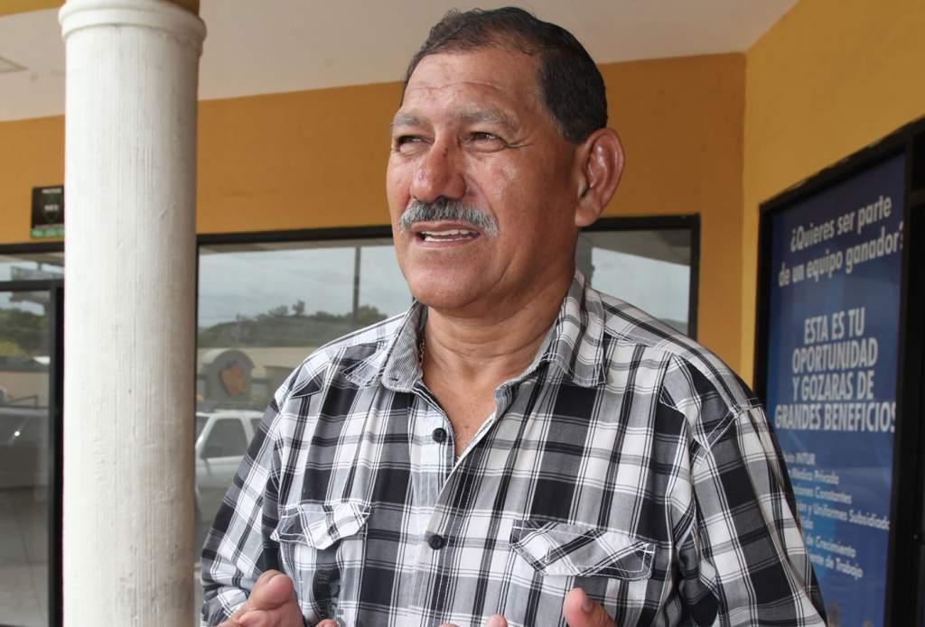 José Luis Baquedano: «El salario mínimo debe incrementarse para que se cumpla la ley»