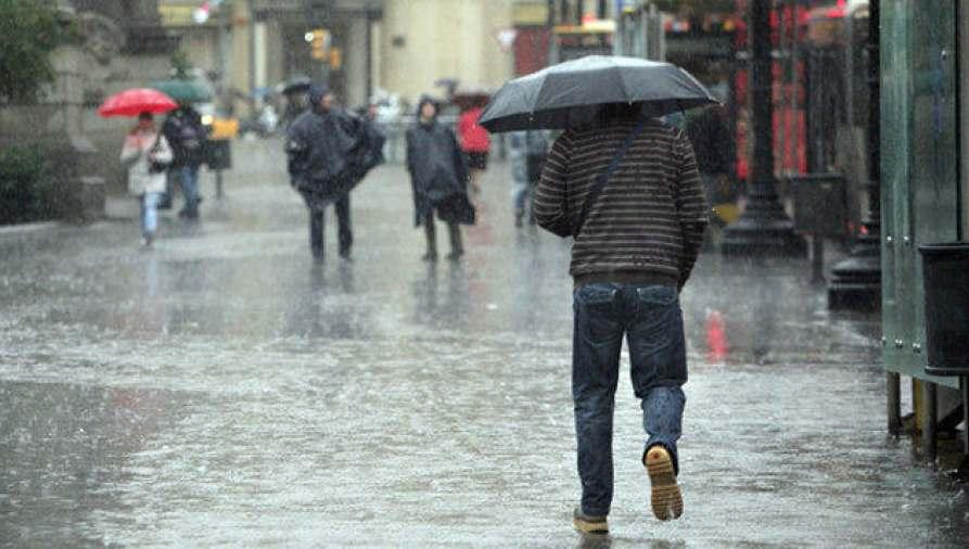 Hoy se esperan hoy lluvias débilesen el centro y sur del país