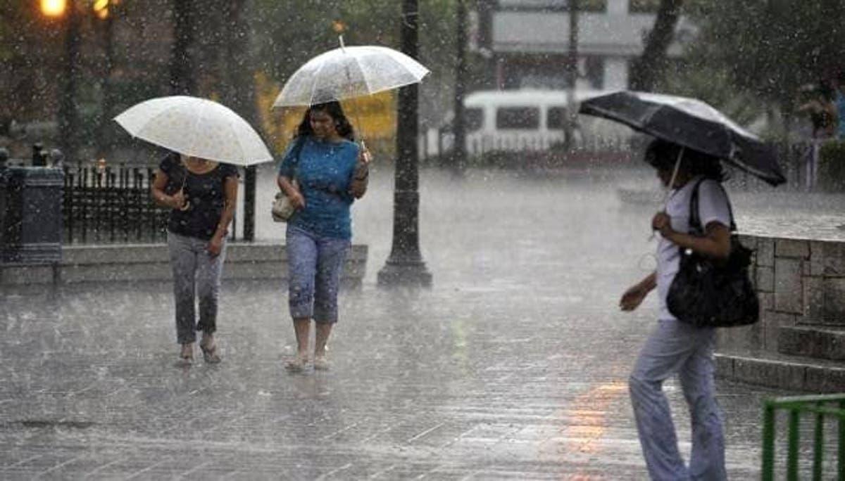 Ingreso de humedad dejará hoy lluvias débiles en la mayor parte del territorio nacional