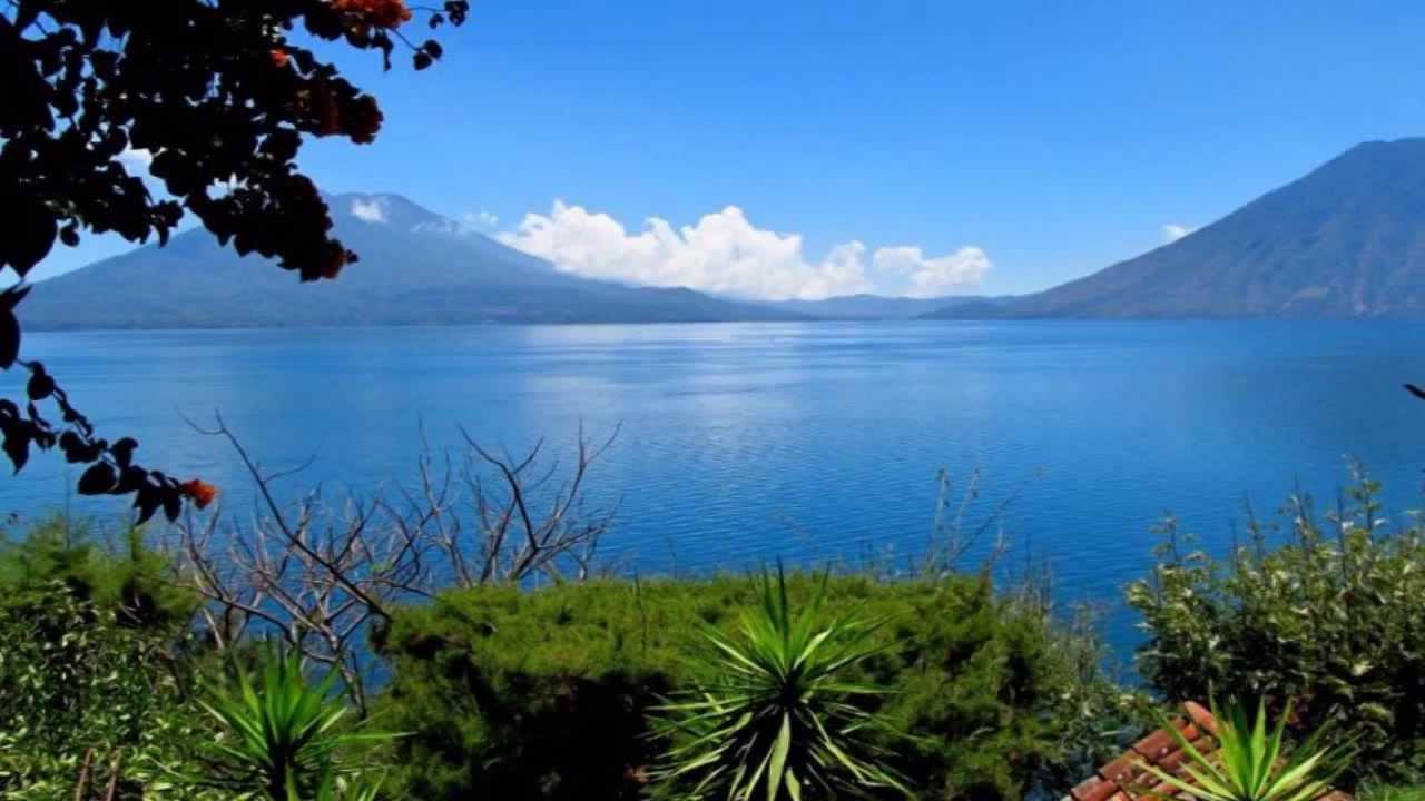 El Lago Atitlán, Guatemala