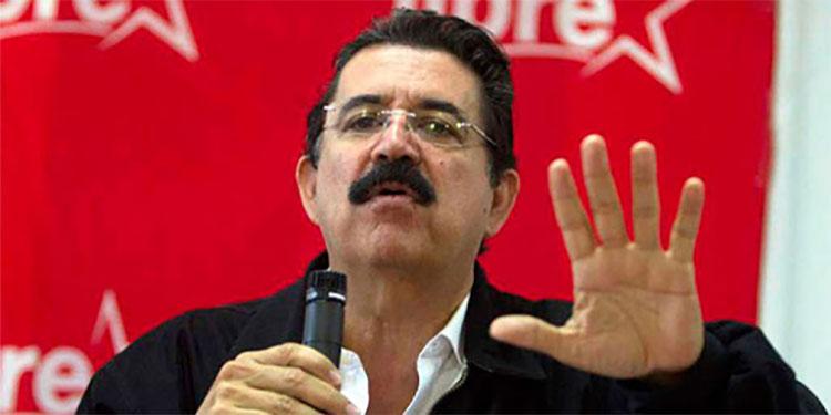 «Si no hay elecciones habrá guerra civil» anuncia Mel Zelaya