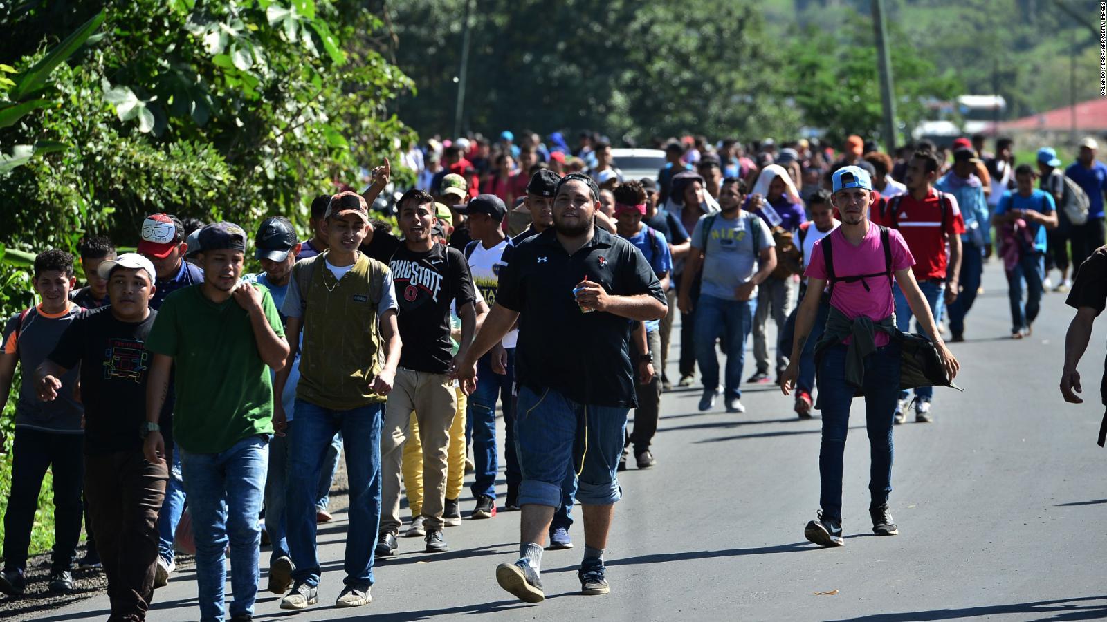Declaración del Comisionado de CBP Mark A. Morgan sobre la Potencial Caravana de Migrantes
