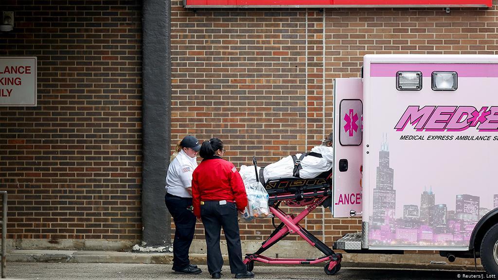 EEUU sufre su peor día en cuanto a muertes por Covid-19 durante toda la pandemia
