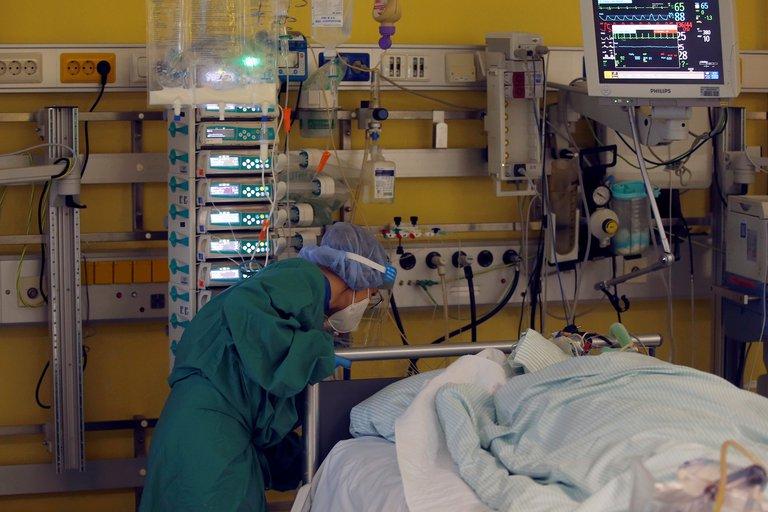 Alemania volvió a superar las 1,000 muertes diarias por segundo día consecutivo